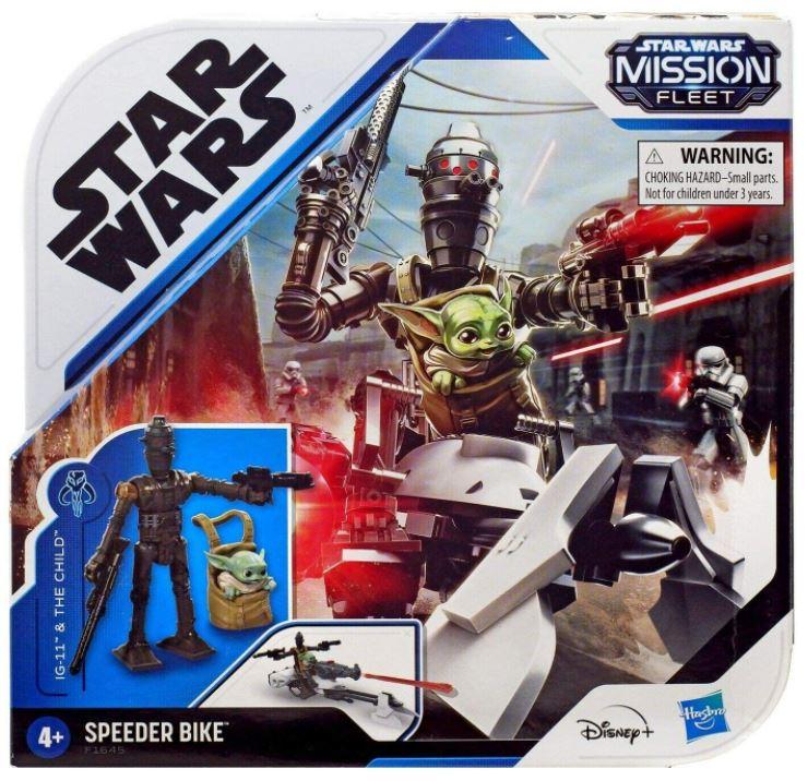 Hasbro Star Wars Mission Fleet Expedition Class IG-11 Set für nur 15,99€