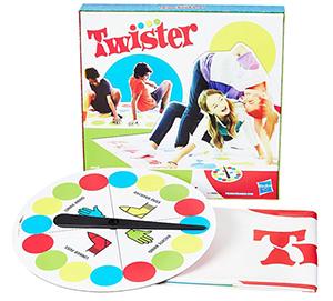 Hasbro Gaming Twister Spiel für nur 13,99€