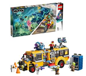 Nur heute: Lego Hidden Side Spezialbus Geisterschreck 3000 für nur 42,49€ inkl. Versand