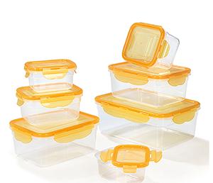 14-teiliges HOBERG Frischhaltedosen für nur 9,94€ inkl. Versand