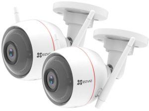 Doppelpack: Ezviz C3W Duo Kamera mit Nachtsicht für nur 105,90€ inkl. Versand