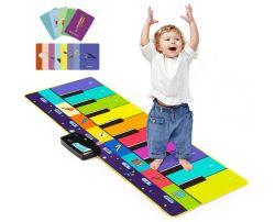 Joyjoz Baby Klaviermatte mit 100 Sounds für 9,99€