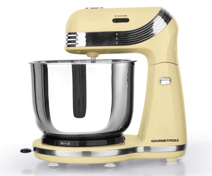 GOURMETmaxx Retro Küchenmaschine 250W für nur 39,90€ inkl. Versand