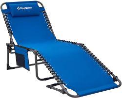 KingCamp Campingliege für 55,96€ statt 79,95€