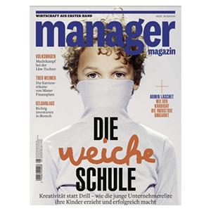 """Jahresabo """"manager magazin"""" für nur 108€ – als Prämie: 75€ Amazon-Gutschein"""
