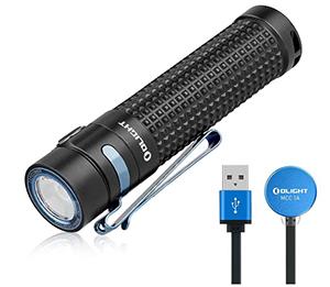 OLIGHT S2R Baton II LED Taschenlampe für nur 51,76€