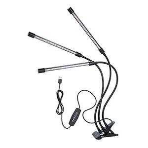 LED USB-Wachstumsleuchte für Pflanzen ab nur 9,55€