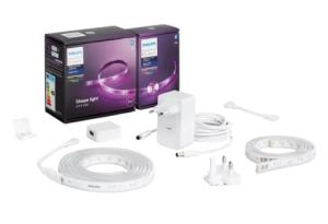 Hue White & Col. Amb. Lightstrip Plus 2m Basis + Lightstrip Plus 1m Erweiterung für nur 59,98€