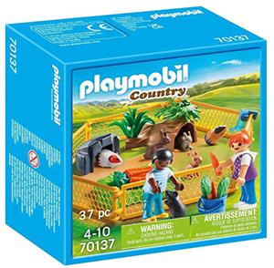 PLAYMOBIL Country 70137 Kleintiere im Freigehege für nur 7,99€ (statt 12,35€)
