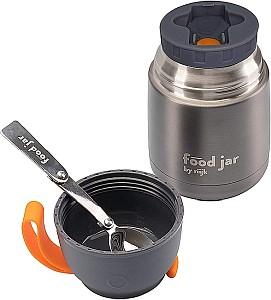 riijk Thermobehälter inkl. Löffel + Schüssel (450 oder 650ml) ab 12,95€ (statt 23€)