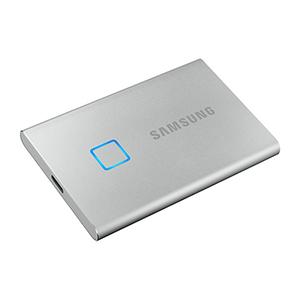 Samsung T7 Touch 2 TB Portable SSD für nur 225,90€ (statt 285€)