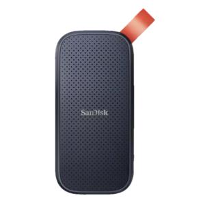 Sandisk Portable SSD Festplatte (1 TB SSD, 2,5 Zoll, extern, grau) für nur 90,29€ inkl. Versand