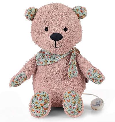 Sterntaler Spieluhr Baylee (27 cm, rosa) für nur 12,79€