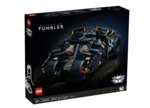 Vorbestellung: Lego 76240 Super Heroes DC Batman Batmobile Tumbler für nur 188,59€ inkl. Versand