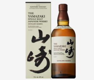 Yamazaki Distillers Reserve (43% vol., 0,7l) für nur 85,90€ inkl. Versand