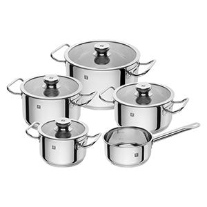5-teiliges Zwilling Kochtopf-Set Element für nur 139,99€ inkl. Versand