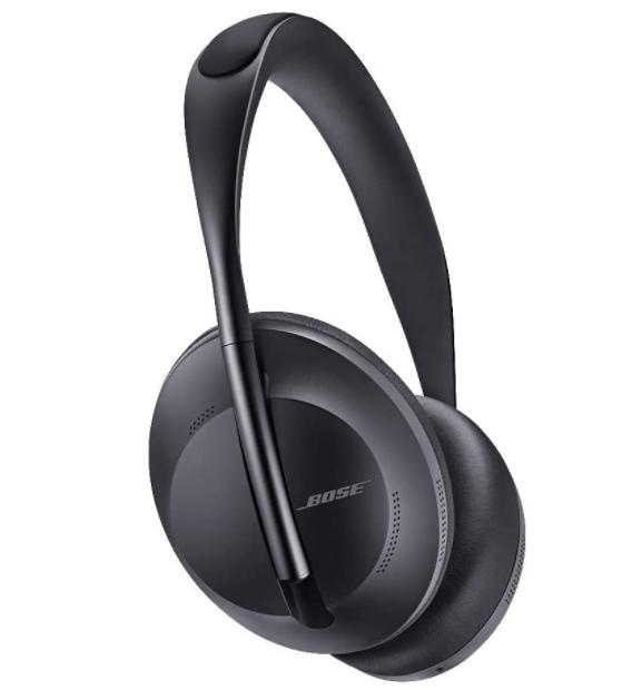 Bose Noise Cancelling Headphones 700 – kabellose Bluetooth-Kopfhörer im Over-Ear-Design mit integriertem Mikrofon für klar verständliche Telefonate und Alexa-Sprachsteuerung, Schwarz für nur 229€ inkl. Versand