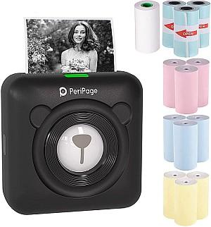 Bisofice PeriPage Mini Thermodrucker für 42,99€
