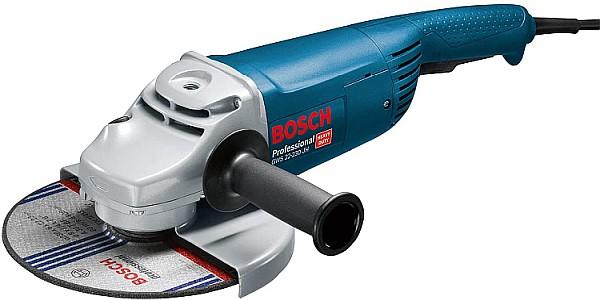 Bosch Professional Winkelschleifer GWS 22-230 JH für 84,69€ inkl. Versand (statt 107€)