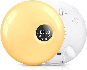 COULAX Wake Up Light (Tageslichtwecker mit Radio) für 24,99€
