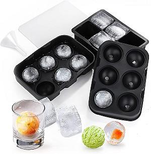 2er Pack: Icekids Silikon Eiswürfelformen für 6,59€