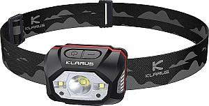 Klarus HM1 Stirnlampe (440 Lumen, 5 Modi, IPX6) für 13,97€ (statt 33€)