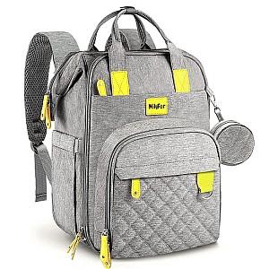 MILYFER Wickeltaschen-Rucksack für 19,99€