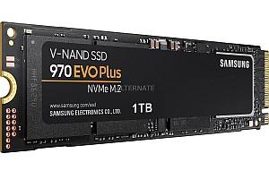 Samsung 970 EVO Plus 1 TB M.2 SSD (MZ-V7S1T0BW) für 99,90€ (statt 125€)