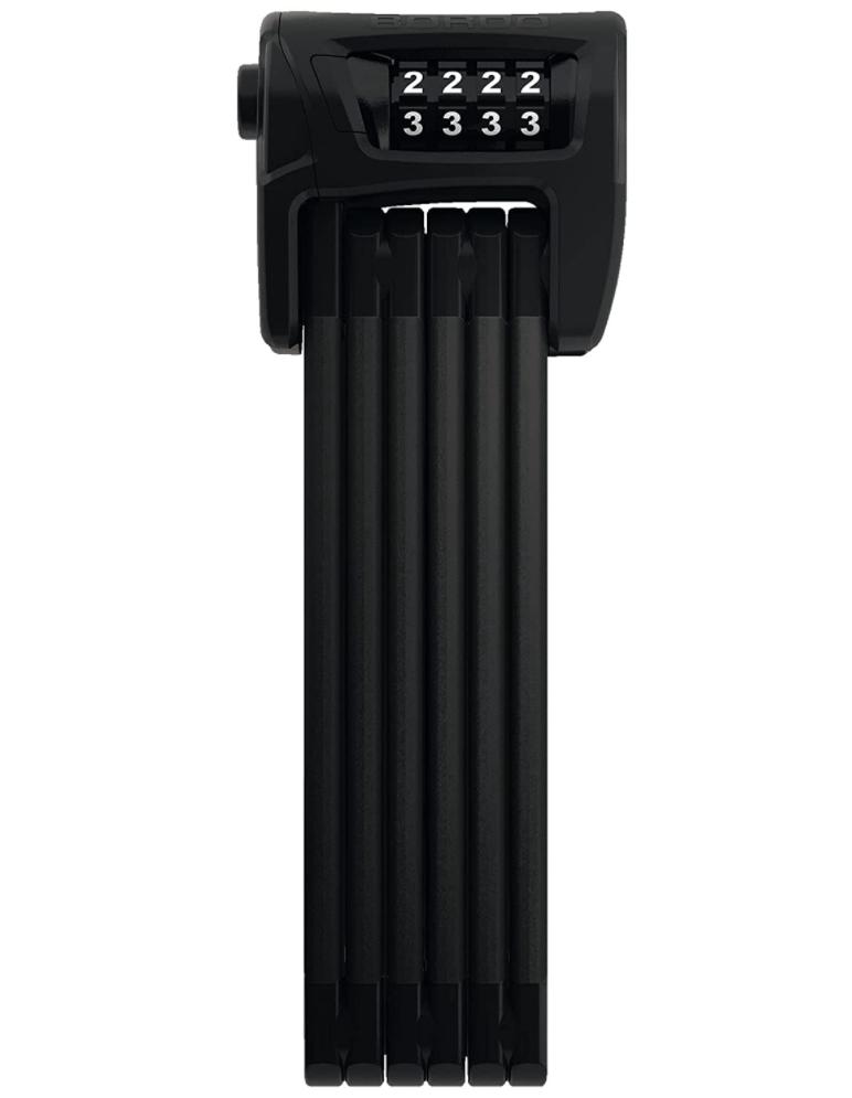 ABUS Faltschloss Bordo Combo 6100/90 mit Schlosstasche für nur 49,99€ inkl. Versand