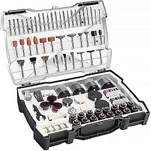 361-tlg TTTTTTT Zubehörset für Multifunktionswerkzeug (zum Schneiden, Schleifen, Polieren, Bohren und Gravieren) für 12,49€