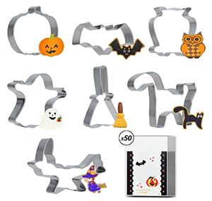 Halloween Ausstechformen Set (7 tlg.) für nur 4,99€