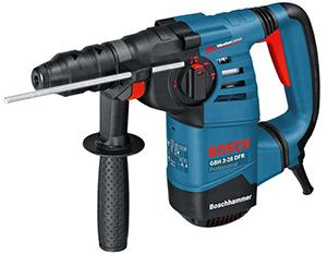 Bosch Professional Bohrhammer GBH 3-28 DFR (800 Watt, Wechselfutter SDS-plus) für nur 223,95€ – statt 280€