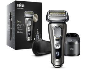 Braun Series 9 Pro Premium Rasierer 9465cc mit Reinigungsstation für 279,99€
