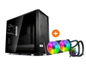 Bundle: Fractal Design Meshify S2 Dark TG inkl. Celsius+ S28 Prisma für nur 297,89€ inkl. Versand