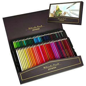 Buntstifte-Set mit 72 verschiedenen Farben für nur 13,49€ inkl. Prime-Versand