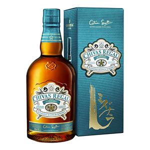 Chivas Regal Blended Scotch Whisky (0,7 L, 40%) für nur 38,90€