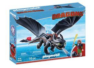 Playmobil Dragons Hicks und Ohnezahn 9246 für nur 25,94€ inkl. Versand