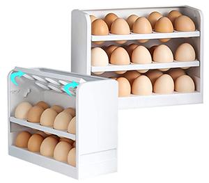 HAPPYMATY 3-stufiger Eierbehälter für nur 9,99€