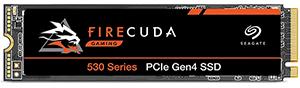 Seagate FireCuda 530 M.2 PCIe Gen4 SSD (1 TB, bis zu 7.300 MB/s) für nur 170,99€