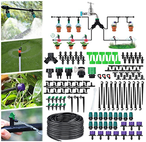Bewässerungssystem Garten (164, tlg., 30m) für nur 4,79€