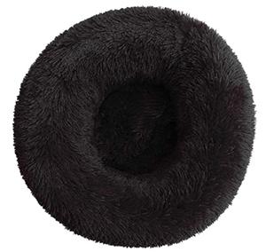Donut Haustierbett (50cm, antirutsch, wasserfest, waschmaschinenfest) für nur 9,99€