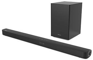 Hisense HS212F Bluetooth-Soundbar (120 Watt) für nur 89€ inkl. Versand (statt 105€)