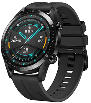 HUAWEI Watch GT 2 Smartwatch (46mm) für nur 104€ (statt 121€)