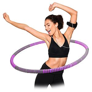 Auzinten Hula Hoop Reifen für nur 9,99€ inkl. Prime-Versand