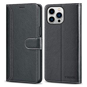 ykooe Handyhülle für iPhone 13 Pro mit Karten- und Geldfach für nur 5,99€