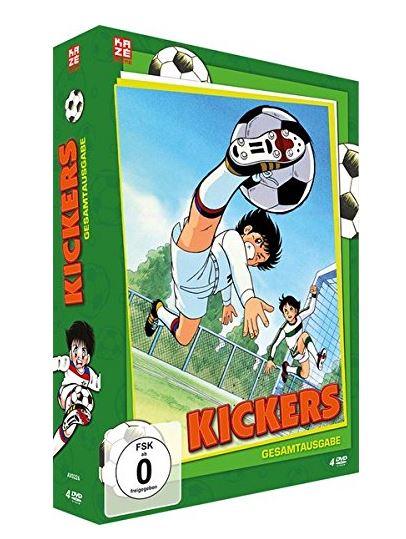Kickers – Gesamtausgabe Slimpackbox (4 DVDs) für nur 29,97€ (statt 38€)