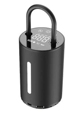 ROGTZ E68 Single 12 V 120PSI SAE Hammer Portable Aluminium Kompressor (4000 mAh) für nur 32,41€ inkl. Versand