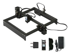 30W DIY Lasergravurmaschine Offline-Steuerung (280 * 230 mm) für nur 95,99€ inkl. Versand aus EU-Lager
