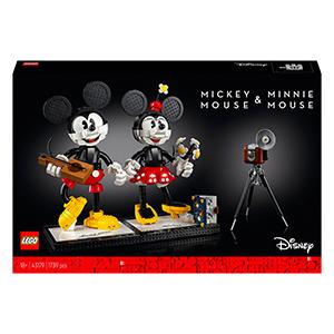 LEGO Disney 43179 Micky Maus und Minnie Maus für nur 144,90€ inkl. Versand