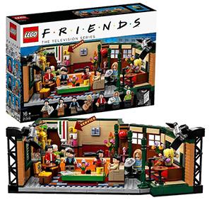 LEGO Ideas – Friends Central Perk (21319) für nur 46,60€ inkl. Versand (statt 59€)